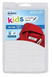 Avery: No-Iron Fabric - Kids Labels (3 Sheets)