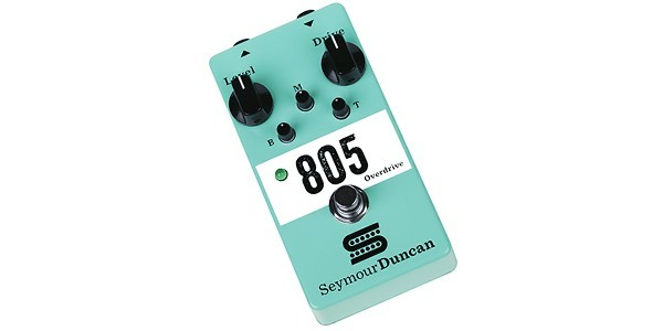 Seymour Duncan 805 Overdrive Pedal image