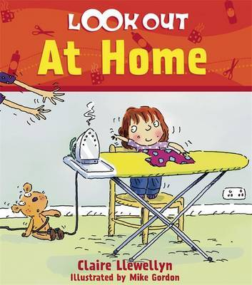At Home by Claire Llewellyn