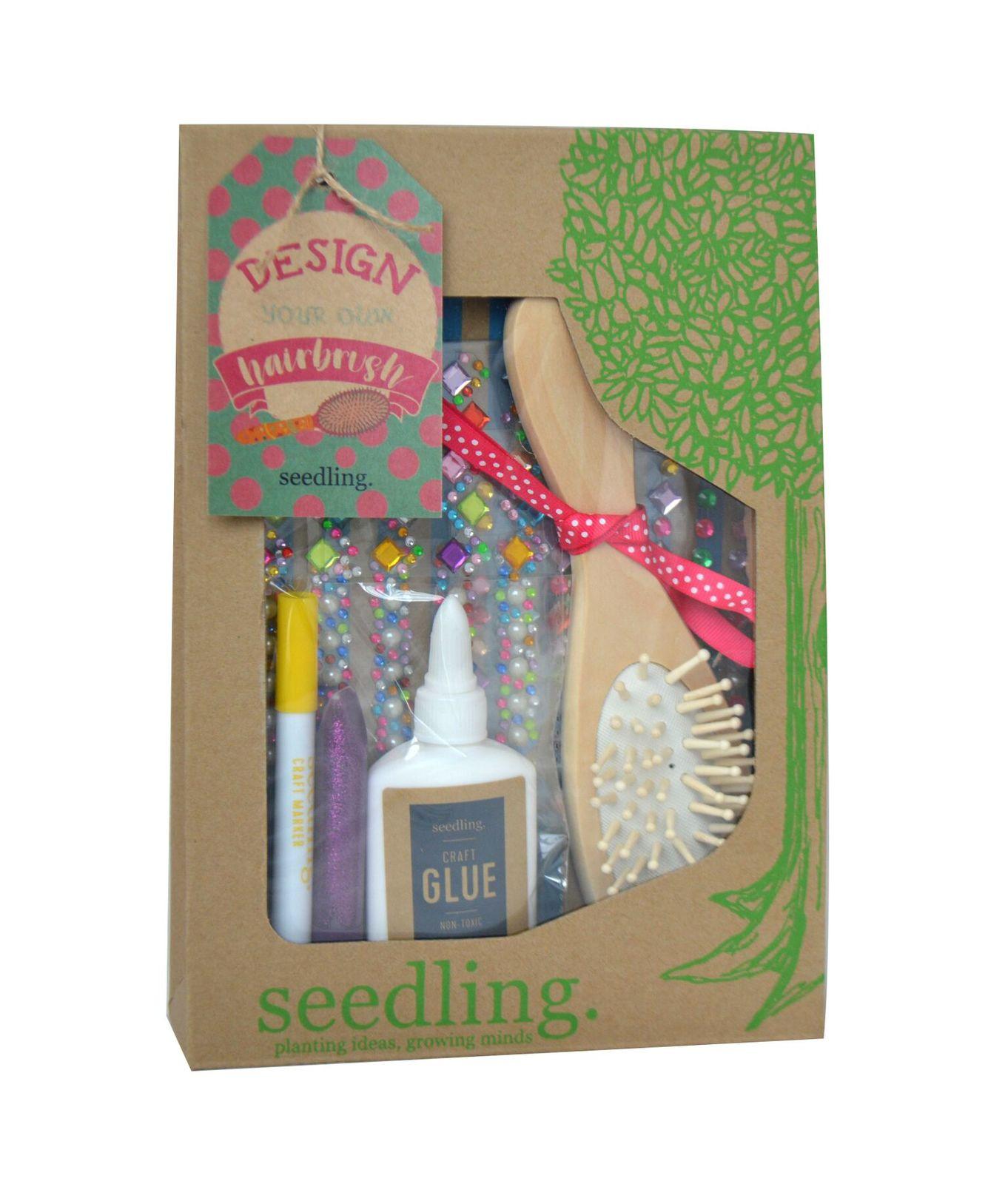 Seedling: Design your own Hairbrush image