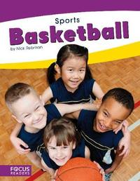 Basketball by Nick Rebman