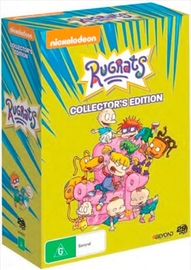 Rugrats Collector's Edition on DVD