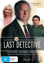 Last Detective, The - Series 1 (2 Disc Set) on DVD