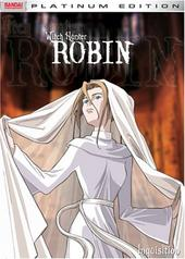 Witch Hunter Robin - Vol 3 on DVD