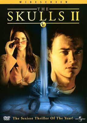 Skulls 2 on DVD