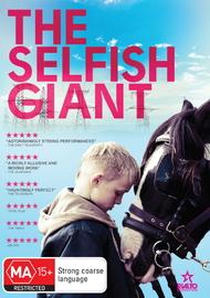 The Selfish Giant on DVD