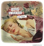 Anne Taintor: House Was Clean - Mini Tray