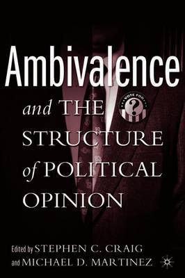 Ambivalence and the Structure of Political Opinion image