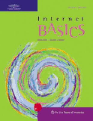 Internet Basics by Karl Barksdale image