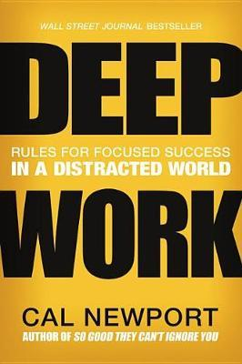 Deep Work by Cal Newport image