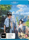 Your Name on Blu-ray