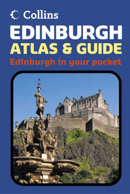 Edinburgh Atlas and Guide by Collins UK