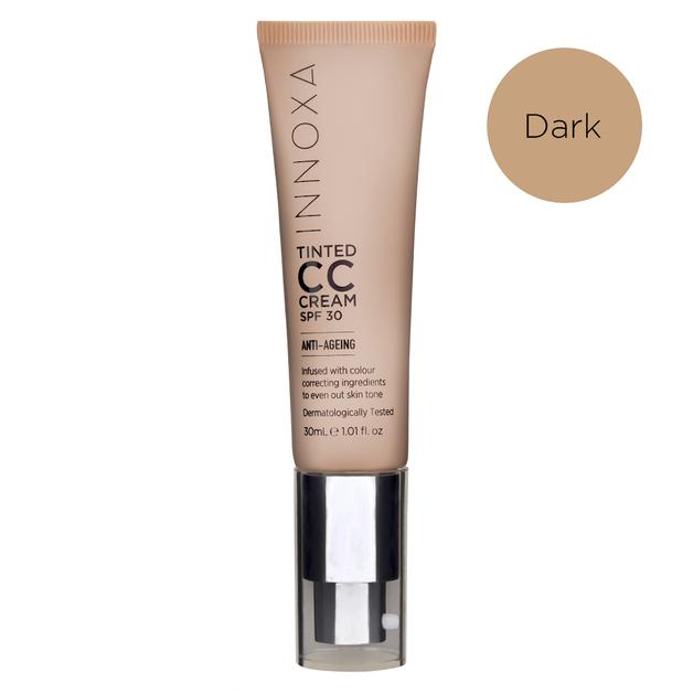 Innoxa Anti-Ageing CC Cream - Dark
