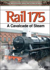 Rail 175: A Calvacade Of Steam on DVD