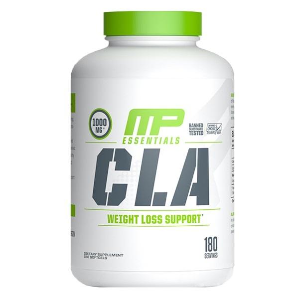 MusclePharm CLA (180 Soft Gels) image