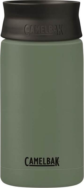 Camelbak: Hot Cap Vacuum Insulated Stainless Steel Travel Mug - Moss (355ml)