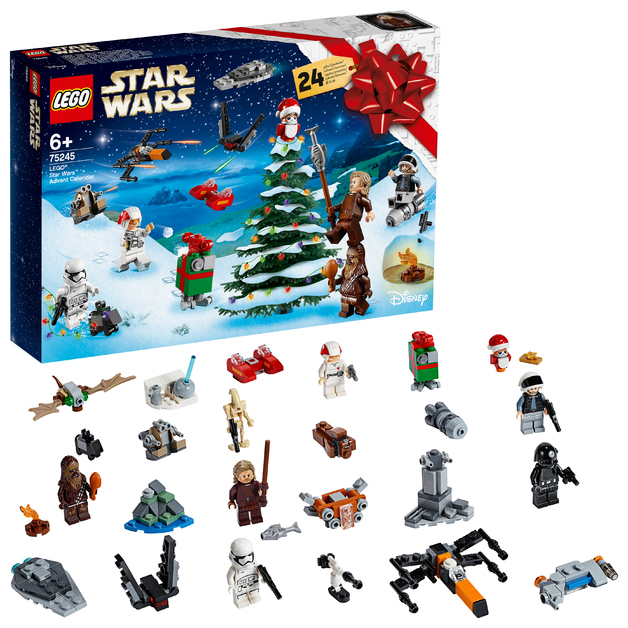 LEGO Star Wars - 2019 Advent Calendar (75245)