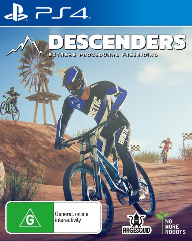 Descenders for PS4