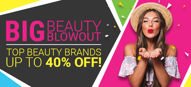 BIG Beauty Blowout!