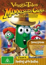 VeggieTales - Minnesota Cuke And The Search For Samson's Hairbrush on DVD