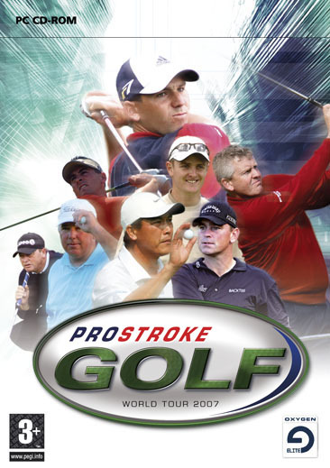 ProStroke Golf: World Tour 07 for PC Games