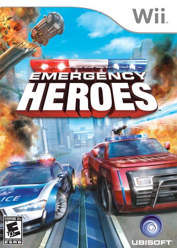 Emergency Heroes for Wii