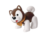 Tolo First Friends Husky Dog - Brown