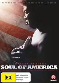 Soul of America: Charles Bradley on DVD