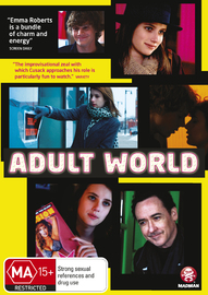 Adult World on DVD