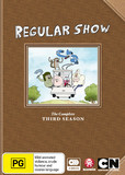 Regular Show - The Complete Third Season on DVD
