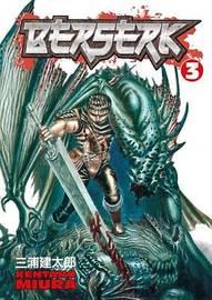 Berserk: v. 3 by Kenturo Miura