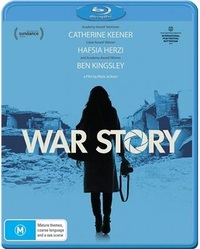 War Story on Blu-ray
