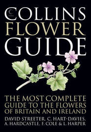 Collins Flower Guide by David Streeter image