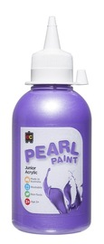 EC Colours - 250ml Pearl Paint - Violet