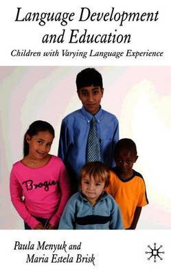 Language Development and Education by Maria Brisk image