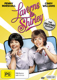 Laverne & Shirley - The Second Season DVD