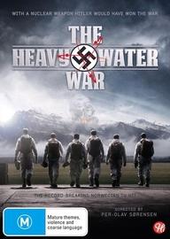 The Heavy Water War on DVD