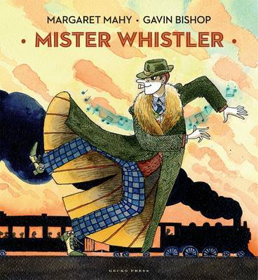 Mister Whistler by Margaret Mahy image