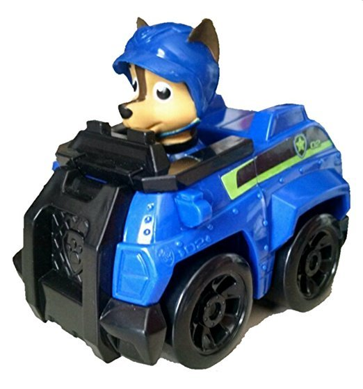 Paw Patrol: Racer - Chases Cruiser