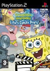 Spongebob Squarepants: Lights, Camera, Pants! for PlayStation 2