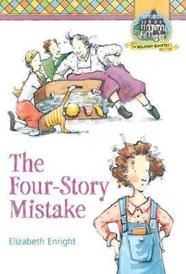 The Four-Story Mistake by Elizabeth Enright image