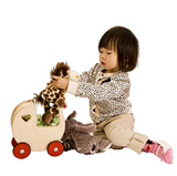 Moover: Mini Doll's Pram - Natural
