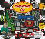 Let's Pretend Race Driver Set by Roger Priddy