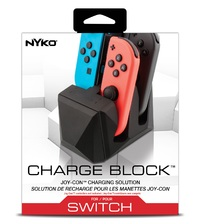 Nyko Charge Block for Joy-Con for Nintendo Switch