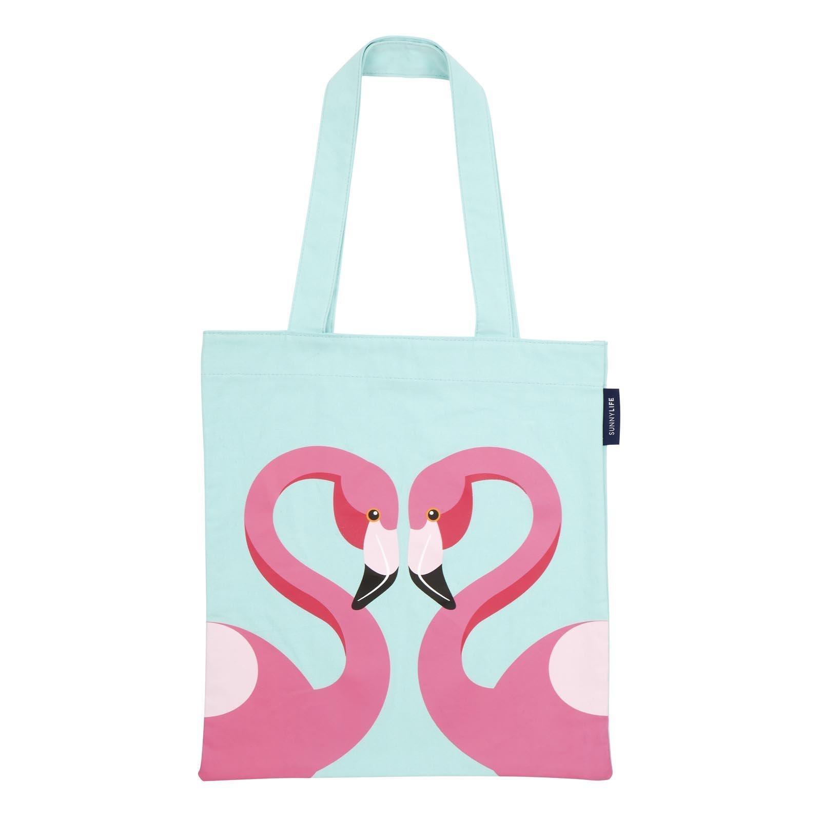 Sunnylife Tote Bag - Flamingo image