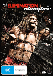 WWE - Elimination Chamber 2011 on DVD