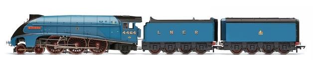 Hornby: LNER, A4 Class, 4-6-2, 4464 'Bittern' - Era 11
