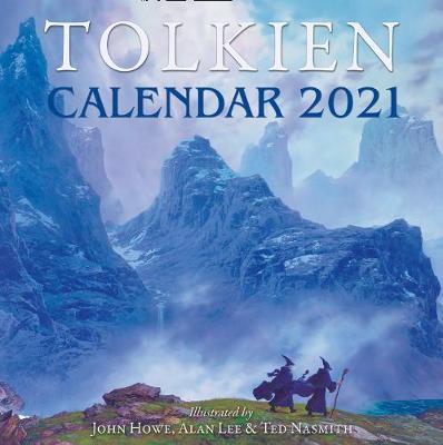 Tolkien Calendar 2021 by J.R.R. Tolkien