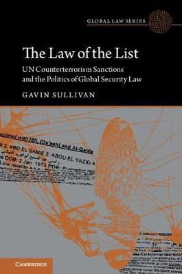 The Law of the List by Gavin Sullivan