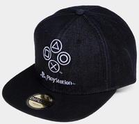 PlayStation: Denim Symbols - Snapback Cap